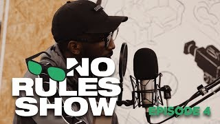 """""""Ligers Are Battered!"""" No Rules Show 