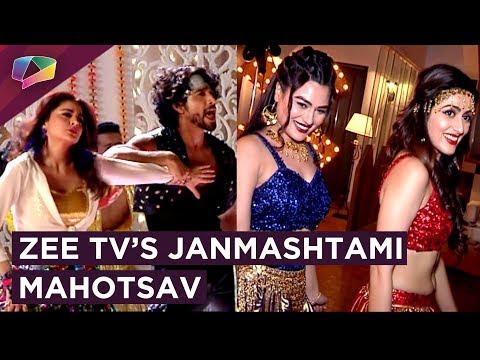Yeh Teri Galiyan's Janmashtami Celebrations    Preeta, Sanam, Zeenat & Beauty's Dance
