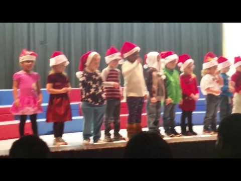Christmas singalong at Richmond Hill Primary School 2016