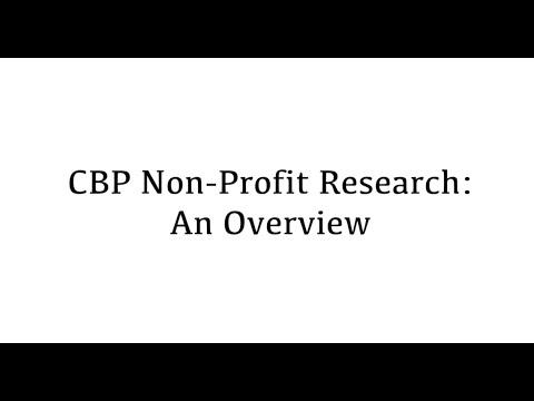 CBP NP #1: CBP Non Profit Overview, Lateral Cervical Reliability