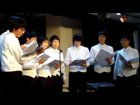 Tianjin International School ChamberMen-This Little Light of Mine