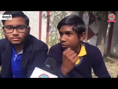 A Schoolboy's great comments on Mayawati and PM Modi | every news channel wants this boy
