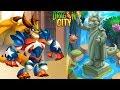 🐲SỰ KIỆN CHÀO MỪNG QUỐC KHÁNH MỸ - Dragon City Game Mobile Android, Ios