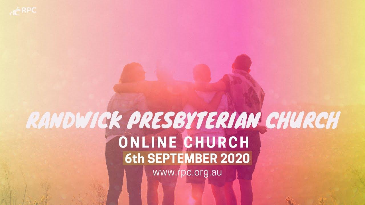 Sunday service 06 09 20
