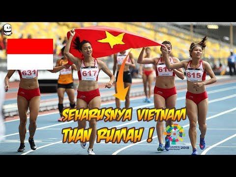 Harusnya Vietnam Tuan Rumah Asian Games 2018 !