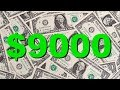 "Scam The Scammer 177 ""The $9000 Cash Call Jackpot"""