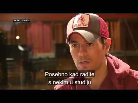Enrique Iglesias Interview Nova TV (with Croatian subtitles)
