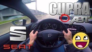 2016 Seat Leon Cupra 350 ABT on AUTOBAHN ✔
