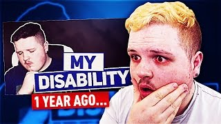 My Disability... (1 Year Later)