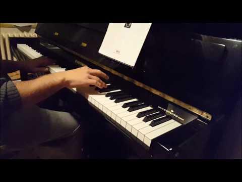 JJD - Adventure (Piano Cover)