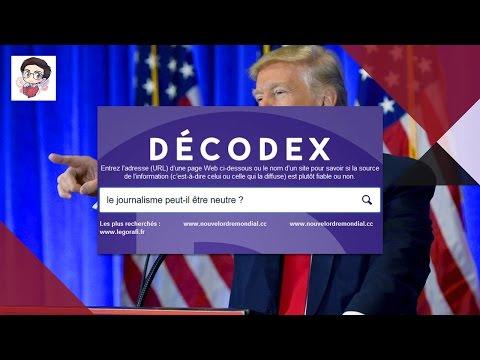 """Décodex, """"fact-checking"""", """"post-vérité"""" : de quoi sont-ils le nom ?"""