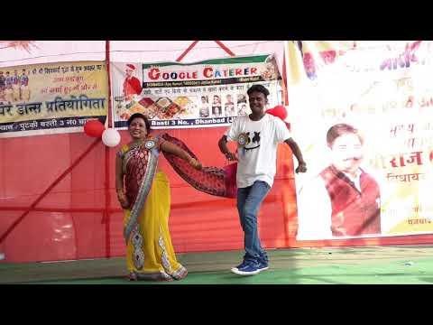Lakho aashiq mar jaate hai arti madam and punit sir dance