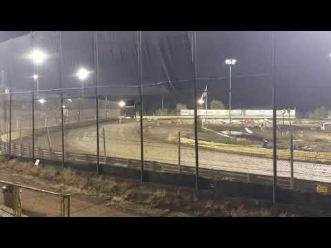10/26/19. - dirt track racing video image