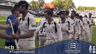2016 Specsavers County Championsip season round up - Middlesex CCC