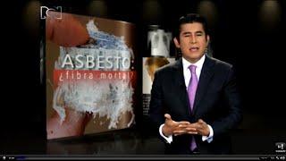 asbesto fibra mortal