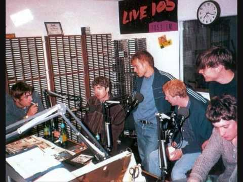 Blur and Oasis on Amercian radio