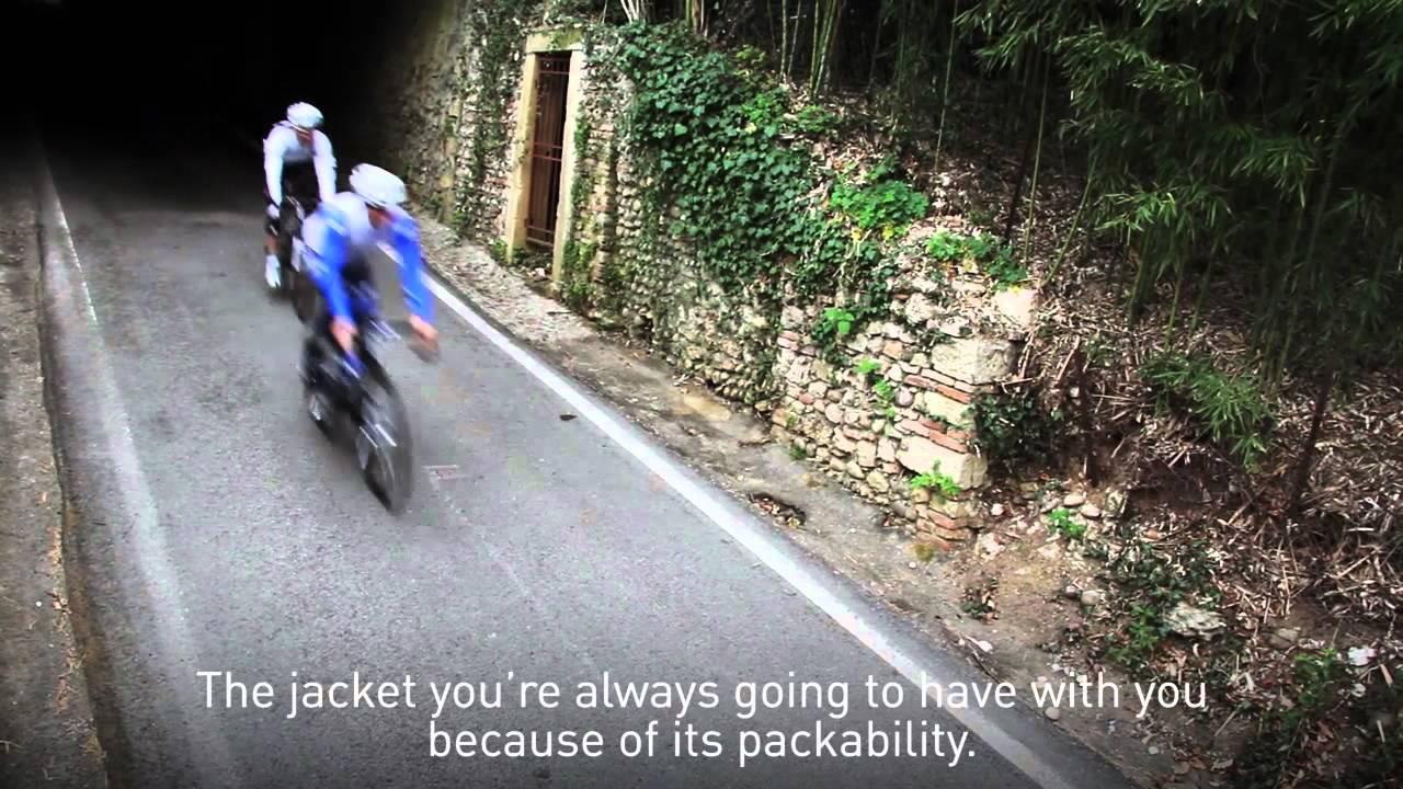 Sportful Hot Pack: Vest & NoRain Stretch jackets