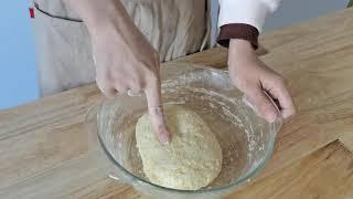 【小米锅巴最简单的做法,一碗小米一个鸡蛋,跟着做一次成功】爱吃锅巴不用出去买了,一碗小米一个鸡蛋,轻松做出一大盆,好吃又健康, 