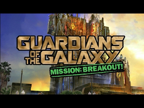 Guardians of the Galaxy Ride is coming to California Adventure