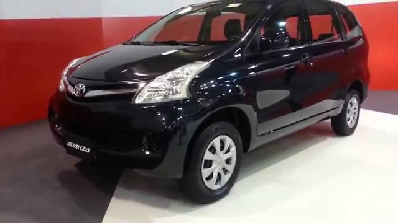 Toyota Avanza 2015 Video Exterior Caracteristicas Precio