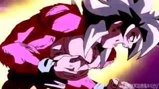Dragonball GT Transformation - Goku Transforms into Super Saiyan 4