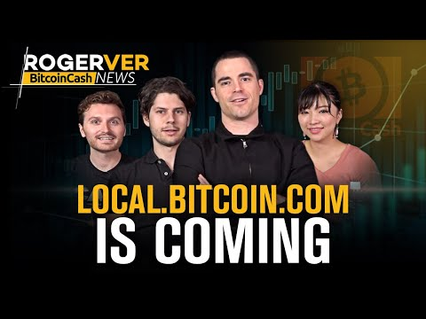 Fortune 500 Company Accepts Bitcoin Cash, Local.bitcoin.com Is Coming And More Bitcoin Cash News