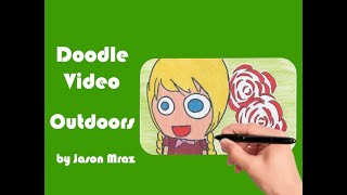 Doodle Video: Outdoors by Jason Mraz