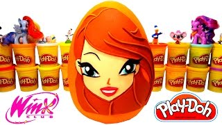 Winx Bloom Dev Sürpriz Yumurta - Cicibiciler (Shopkins), Winx Oyuncakları,  MLP