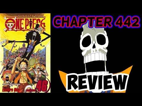 One Piece (Ch 442-489) - Thriller Bark Arc