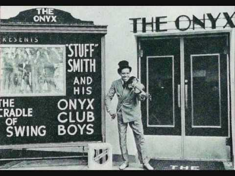 'Stuff' Smith and his Onyx Club Boys - Here comes the man with the jive (1936)