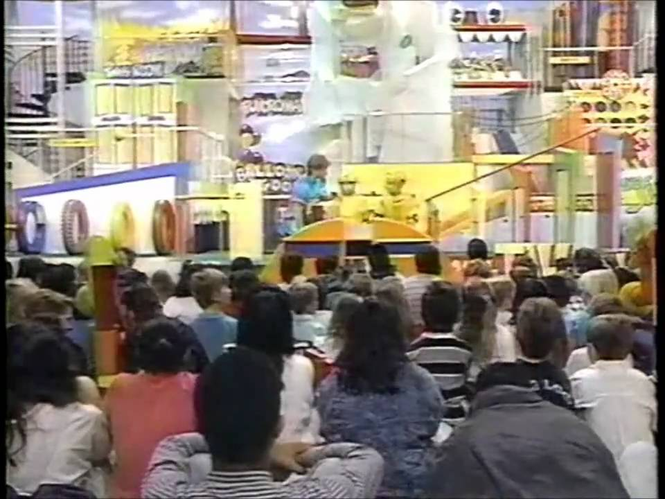 Fun House (USA)- game show full episode- May 11, 1989- part 2