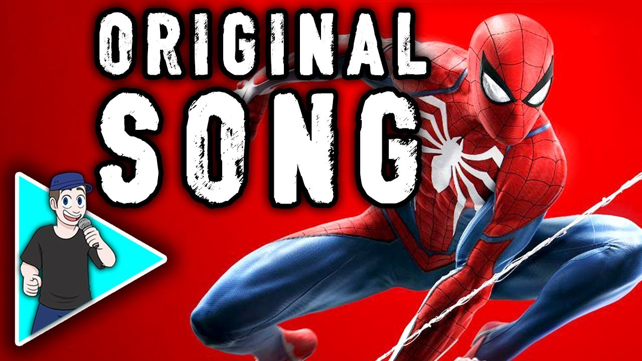 "spider-man song ""spider's web""tryhardninja - youtube"