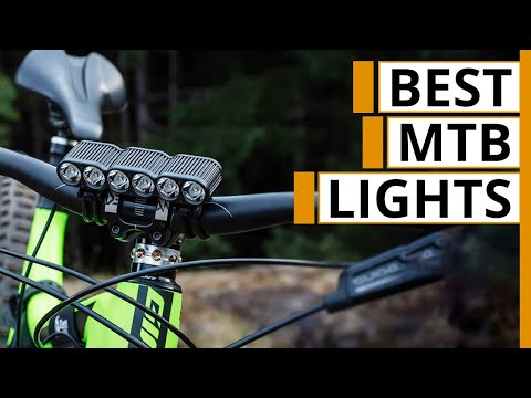 Top 7 Best Mountain Bike Lights for Night Riding