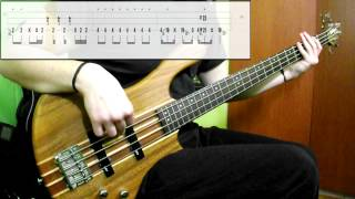 Lenny Kravitz - It Ain't Over 'Til It's Over (Bass Cover) (Play Along Tabs In Video)