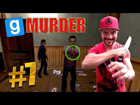 Garry's Mod - MURDER #7 | EL MÁS MENTIROSO DEL JUEGO!! | GMOD Gameplay Español