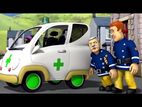Steele Isnt Old | Fireman Sam 🚒 Steele Out Of Action | Cartoons For Kids