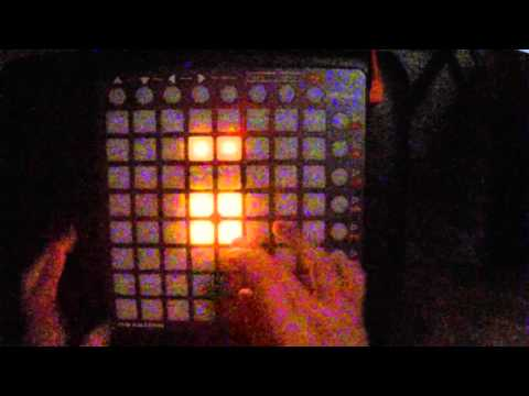 """Scary Monsters and Nice Sprites"" - Skrillex (Launchpad Cover)"