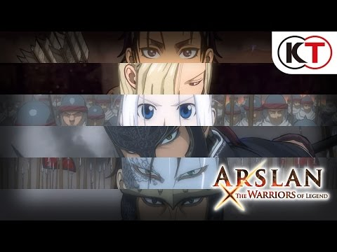 ARSLAN: THE WARRIORS OF LEGEND - LAUNCH TRAILER