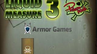 Liquid Measure 3-Game Show