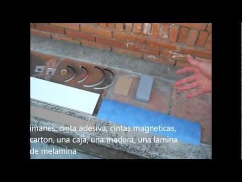 Proyecto de física: Tren Maglev Casero