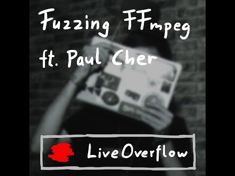 [Podcast] Fuzzing FFmpeg - Paul Cher