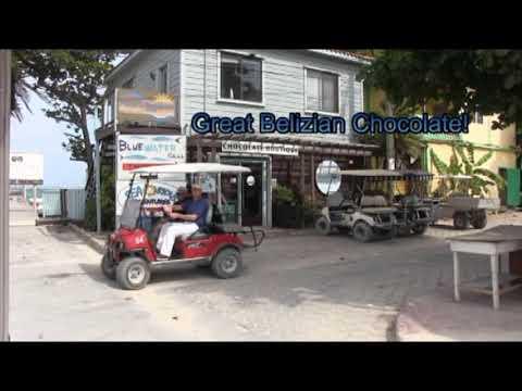 Belize Tour of San Pedro Town