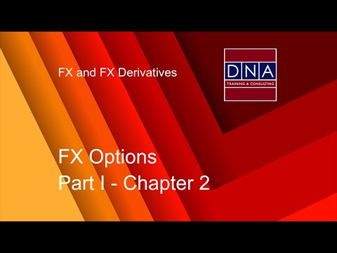 FX Options - Chapter 2