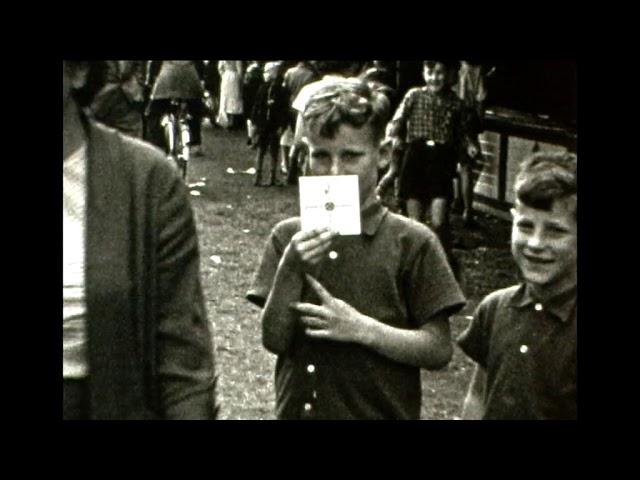 Kermis in  Laren juli 1956