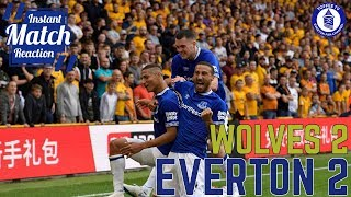 Richarlison Gets Off To A Flyer | Wolves 2-2 Everton