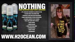 H2Ocean NOTHING Pain Relieving SoapTestimonial #2