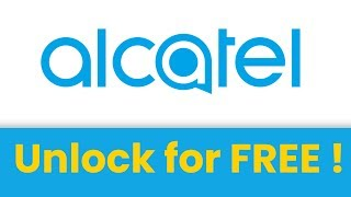 🥇 Unlock Alcatel phone by code, Vodafone, Orange, T-Mobile