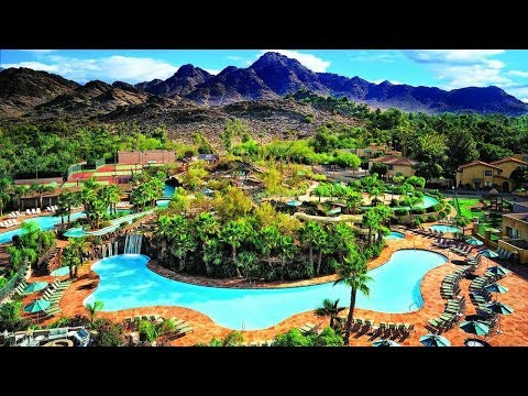 Pointe Hilton Squaw Peak Resort, Phoenix, Arizona, USA, 4 Star Hotel