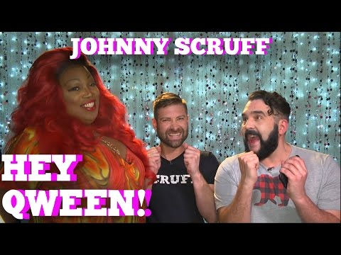 JOHNNY SCRUFF on Hey Qween! With Jonny McGovern! PROMO from YouTube · Duration:  1 minutes 21 seconds