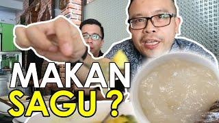 Pertama Kali Makan Masakan Khas Manado dan Papua   Papeda dan Gabus Papua Kuah Asam